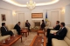 President Jahjaga received the Head of the OSCE Mission in Kosovo, Werner Almhofer